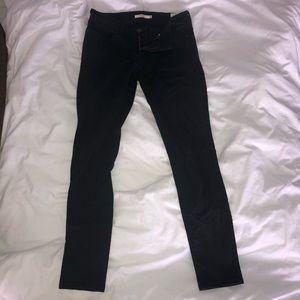 Levi's Black Skinny Jeans!